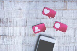 retail social media