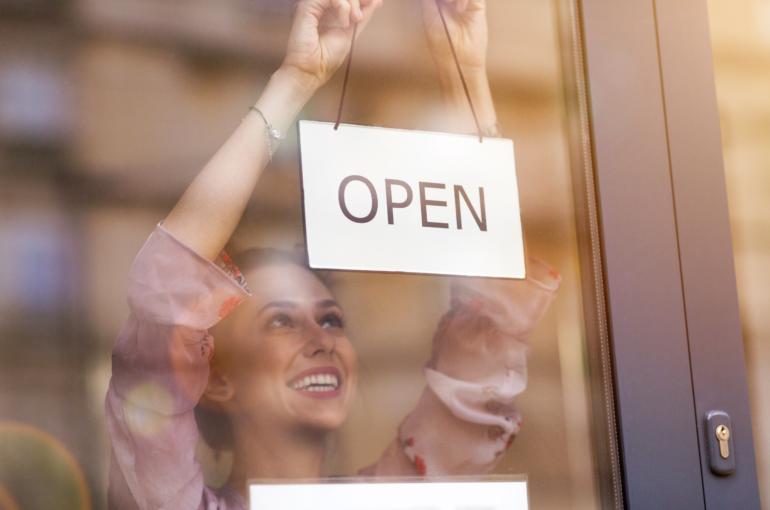 Reopening Retail