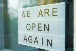 Retail reopening Ireland